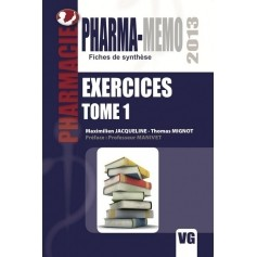 Exercices, tome 1
