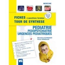 Pédiatrie, pédopsychiatrie, urgences pédiatriques