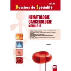 Hématologie, cancérologie