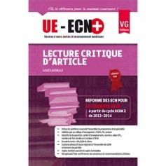 Lecture critique d'article