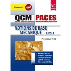 Notions de base mécanique UE3.1