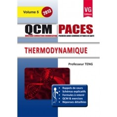 Thermodynamique UE3.1