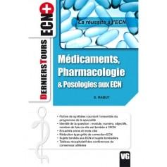 Médicaments, pharmacologie, posologies aux ECN