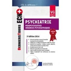 Psychiatrie, pédopsychiatrie, urgences psychiatriques