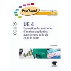 Evaluation des méthodes d'analyse appliquées aux sciences de la vie et de la santé UE4