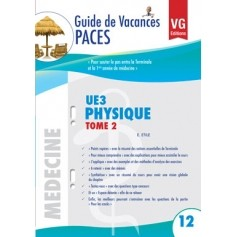 Physique UE3, tome 2