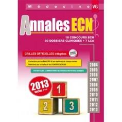 Annales ECN 2004-2013