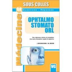 Ophtalmologie, stomatologie, ORL