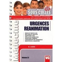 Urgences, réanimation