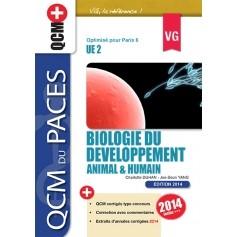 Biologie du développement animal et humain UE2 - Paris 6