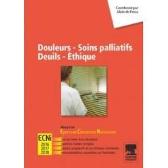 Douleurs, soins palliatifs, deuils, éthique