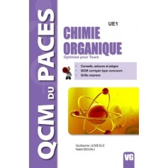 Chimie organique UE1 - Tours