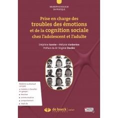 Prise en charge des troubles des émotions et de la cognition sociale chez l'adolescent et l'adulte