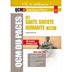 Santé, société, humanité UE7, tome 1 - Paris 6