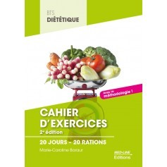 Cahier d'exercices - 20 jours, 20 rations