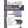 Conférences de consensus et recommandations 2011-2012