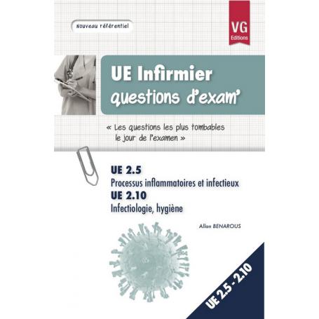 Processus inflammatoires et infectieux UE 2.5