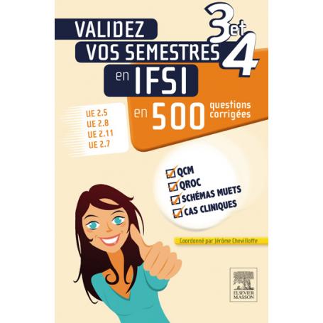 Validez vos semestres 3 et 4 en IFSI