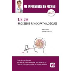 UE 2.6 PROCESSUS PSYCHOPATHOLOGIQUES