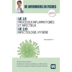 UE 2.5 PROCESSUS INFLAMMATOIRES ET INFECTIEUX UE 2.10 INFECTIOLOGIE, HYGIENE