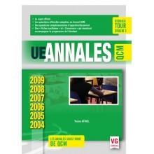 Annales ECN en QCM 2004-2009