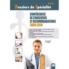 Conférences de consensus et recommandations 2009-2010
