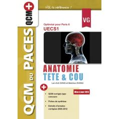 Anatomie, tête et cou UECS1 - Paris 6