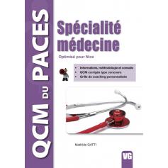 Spécialité médecine - Nice