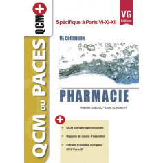 Pharmacie UE commune - Paris 6, 11, 12