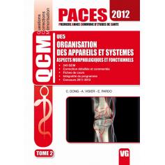 Organisation des appareils et systèmes UE5, tome 2