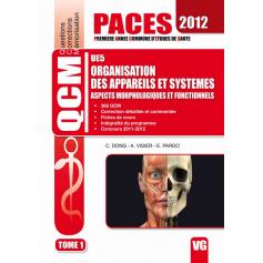 Organisation des appareils et systèmes UE5, tome 1