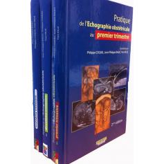 Pratique de l'échographie obstétricale - Pack 3 tomes