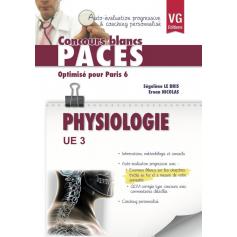 Physiologie UE3 - Paris 6