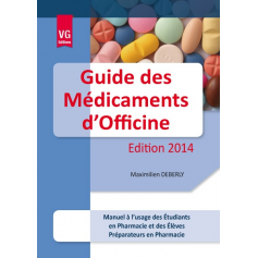 Guide des médicaments d'officine