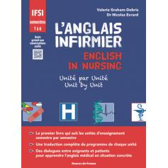 L'anglais infirmier / English for nursing