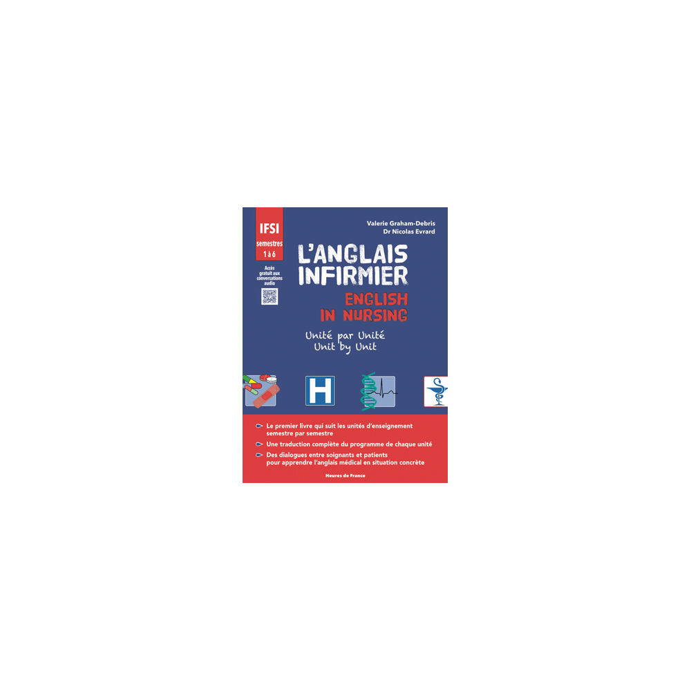 l u0026 39 anglais infirmier    english for nursing