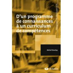D'un programme de connaissances à un curriculum de compétences