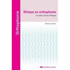 Ethique en orthophonie