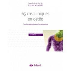 65 cas cliniques et cas d'exclusion en ostéopathie