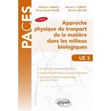 Approche physique du transport de la matière dans les milieux biologiques UE3