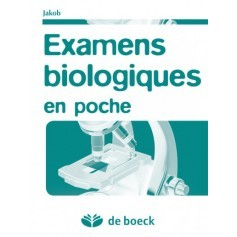 Examens biologiques de poche