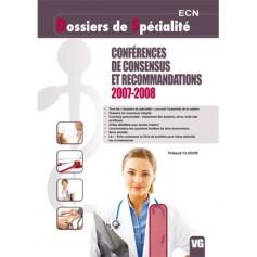 Conférences de consensus et recommandations 2007-2008