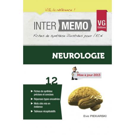 NEUROLOGIE MISE A JOUR 2013