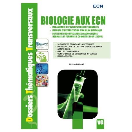 Biologie aux ECN