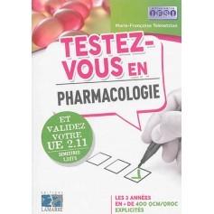 Testez-vous en pharmacologie