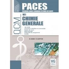 Chimie générale UE1