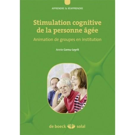 Stimulation cognitive de la personne âgée