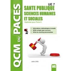 Santé publique, sciences humaines et sociales UE7 - Paris 5