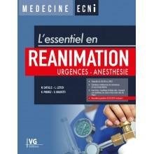 Réanimation, urgences, anesthésie