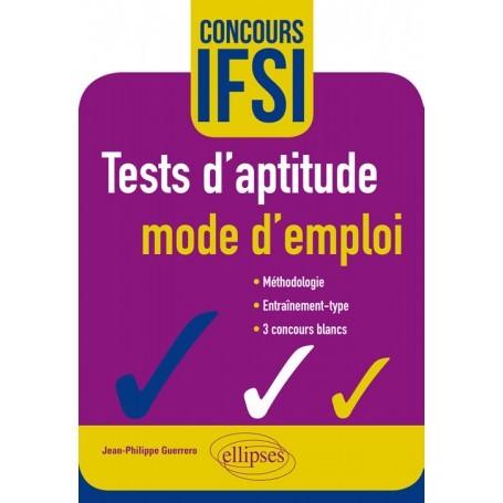 Tests d'aptitude : mode d'emploi